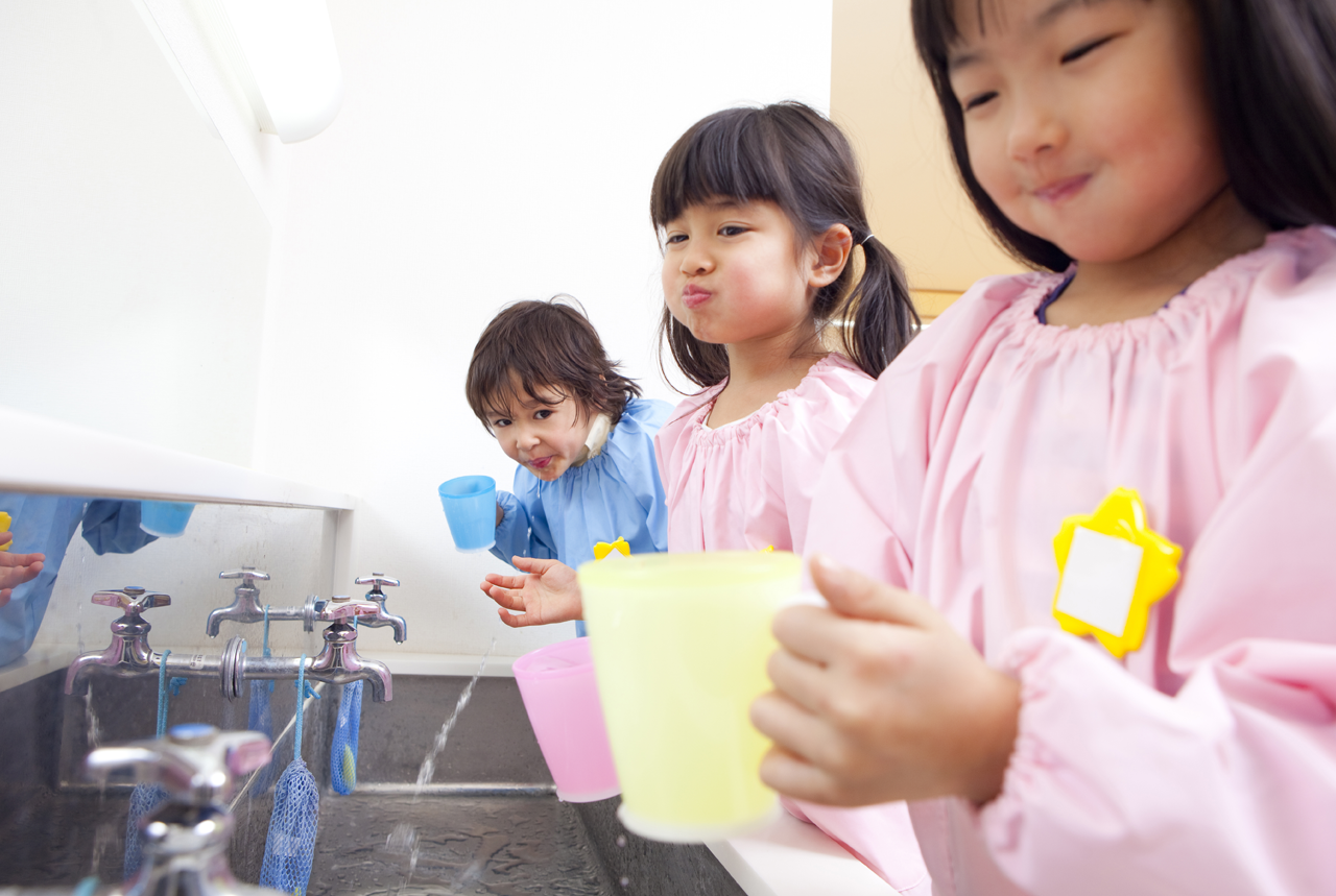 <神奈川県 タウンニュース> 口を清潔にして感染症対策