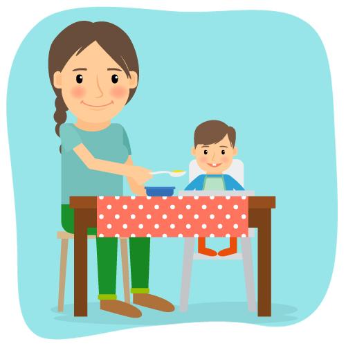 幼児の食育学ぶ 心豊かに楽しく