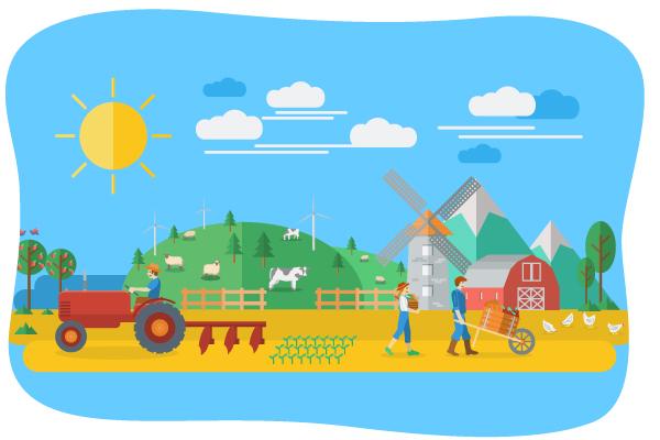 野菜作って健康に 帯広畜産大など新事業