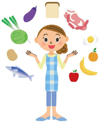 生鮮食品は新鮮な物を購入する