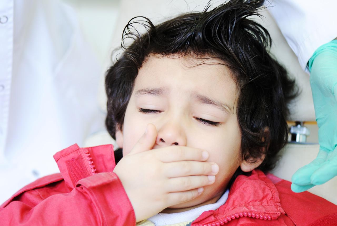 子どもの歯の検診