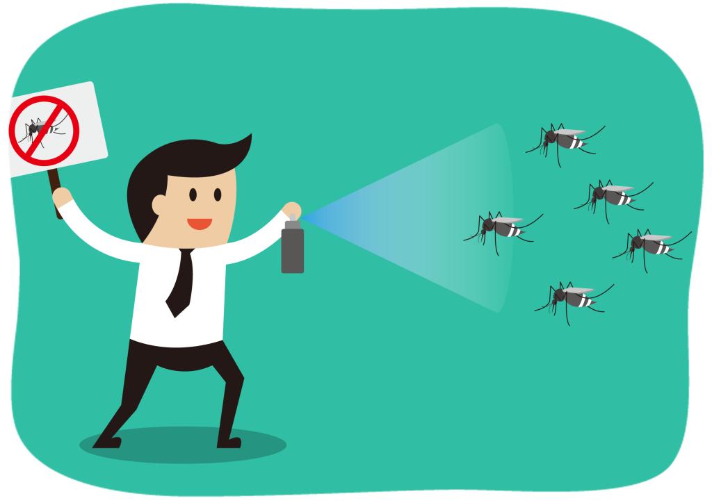 蚊は感染広げる「天敵」