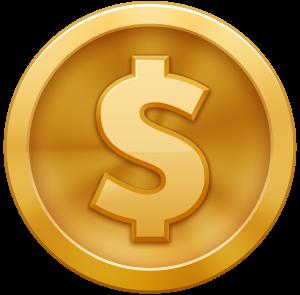 コインのイラスト