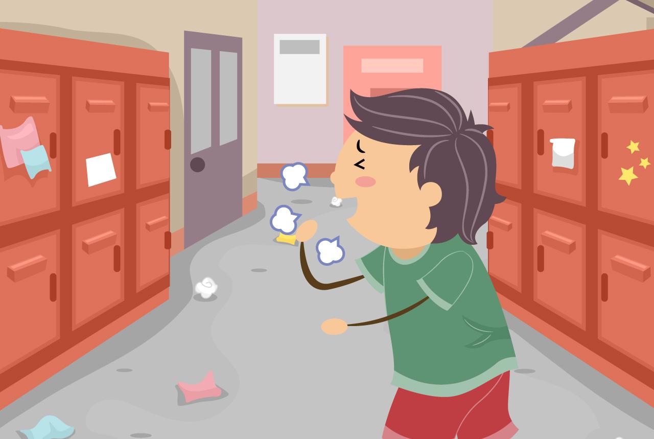 結核 – 学校で予防すべき感染症シリーズ