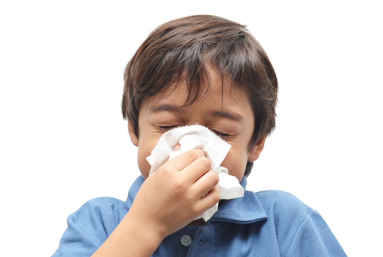 鼻水はなぜ出る?