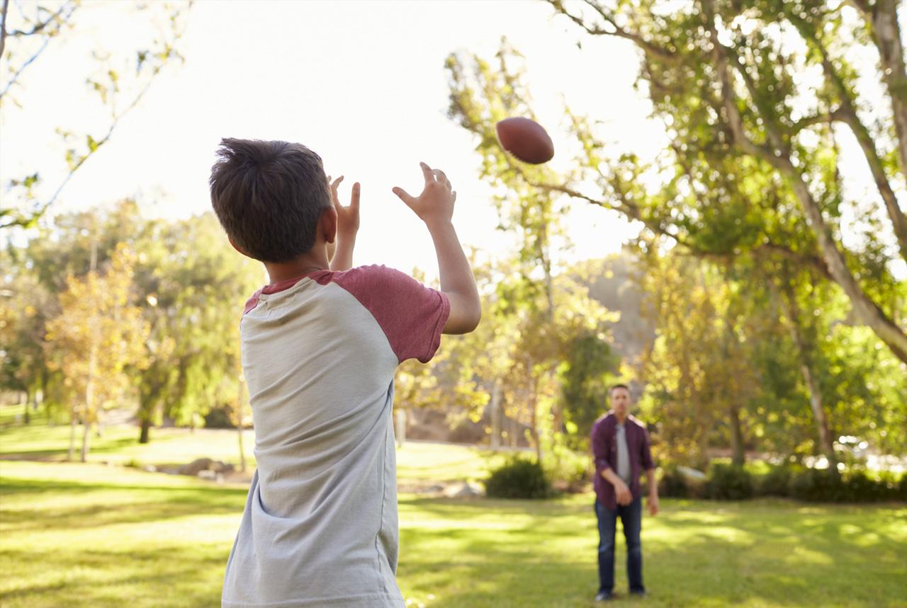 子供の頃の運動習慣! どんな運動遊びがいいのか?