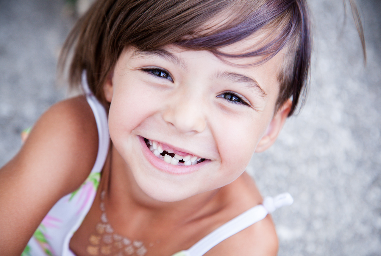 歯の生え替わり期 受診を