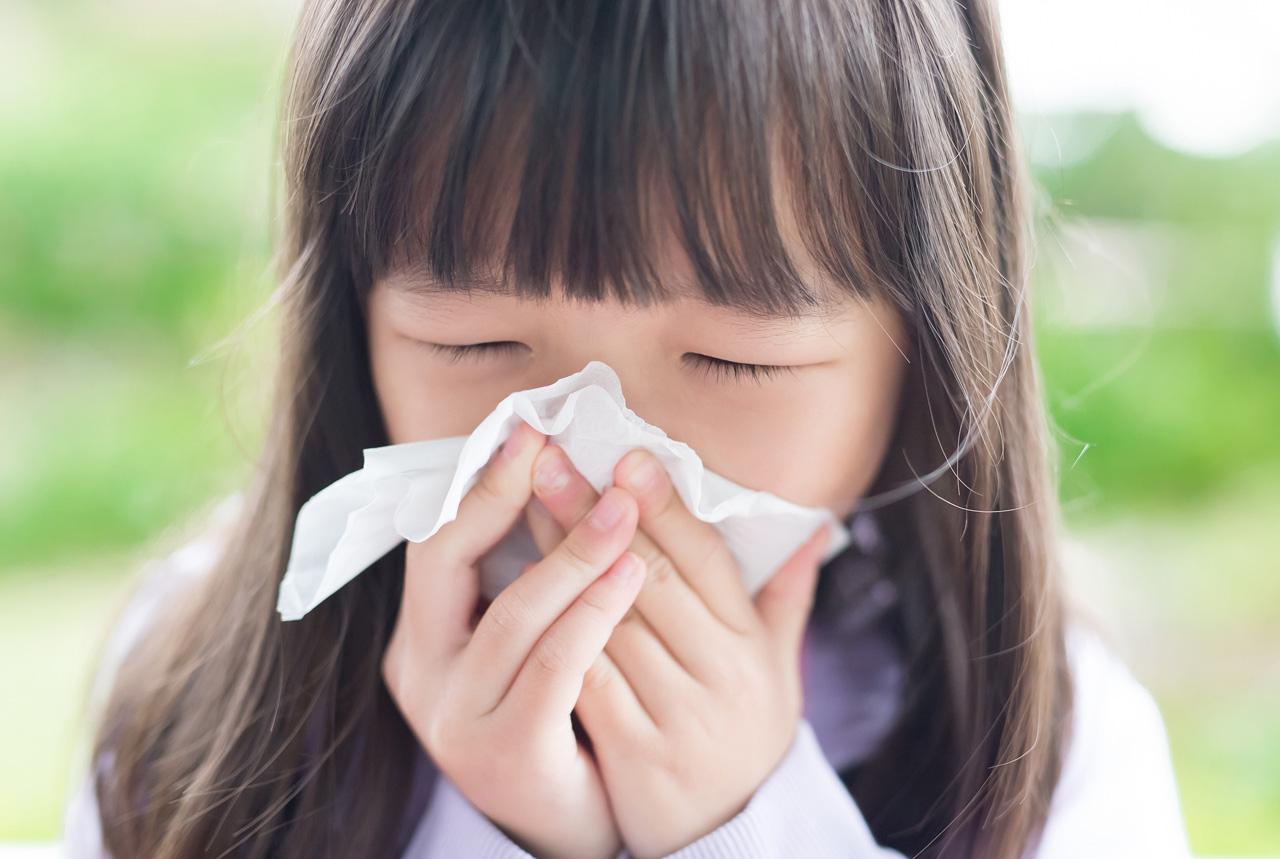 アレルギー性鼻疾患