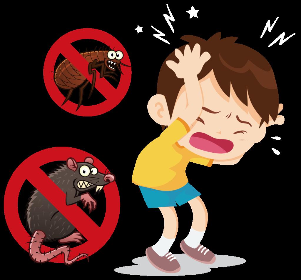 ペスト感染の原因