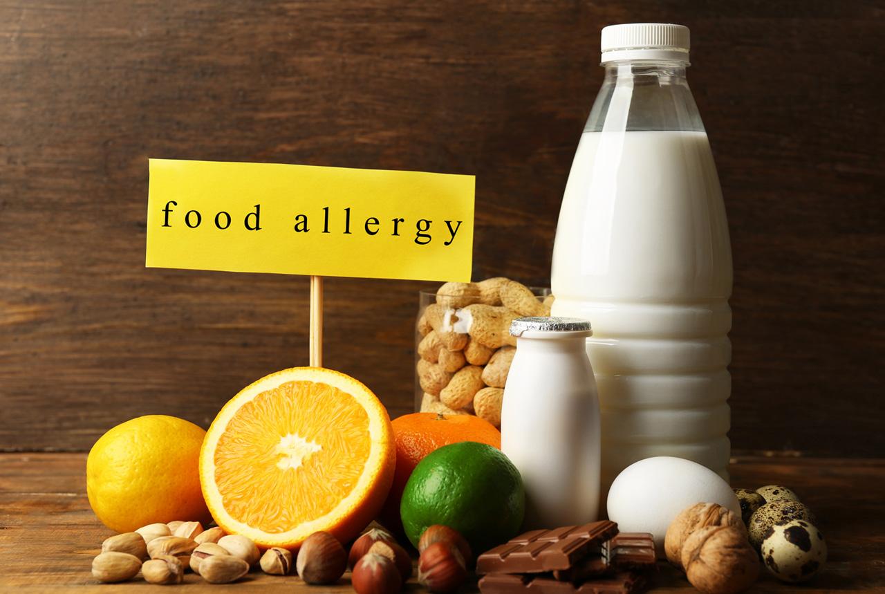 食物アレルギー - ほけんだよりプラス - アレルギーシリーズ