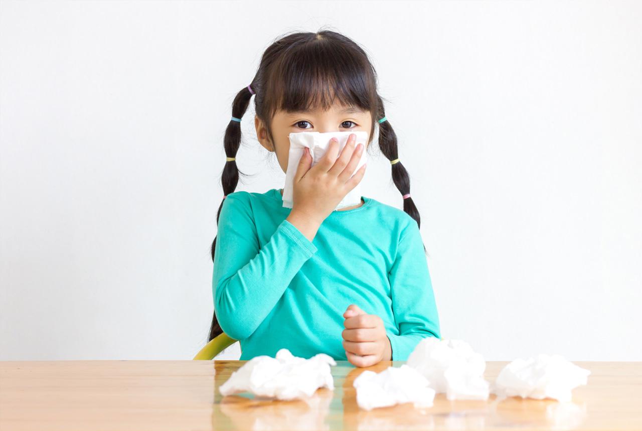 気温差だけじゃない!秋風邪の原因と4つの予防法
