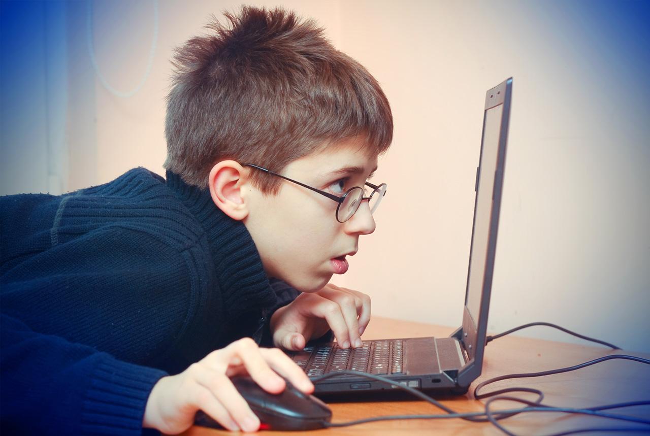 子どもネット依存