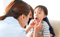虫歯の検査