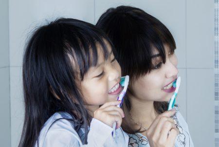 大人の虫歯・子どもの虫歯