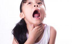 喉の感染症
