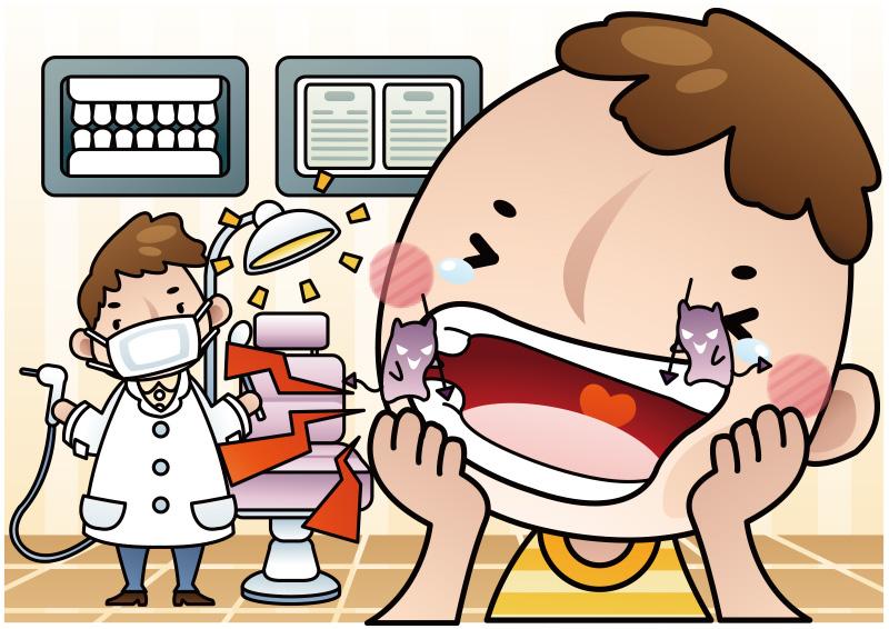むし歯予防イラスト1