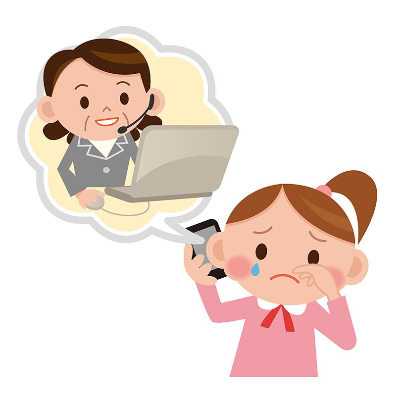 児童虐待への電話相談